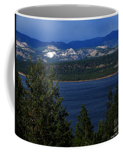 Patzer Coffee Mug featuring the photograph Front Porch by Greg Patzer