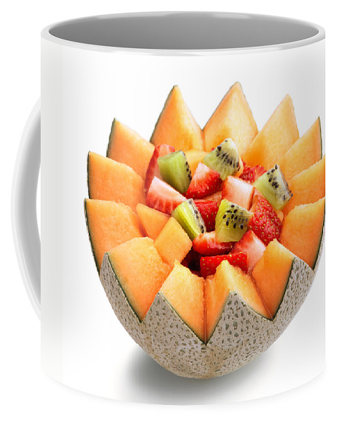Fruit Coffee Mug featuring the photograph Fruit Salad by Johan Swanepoel
