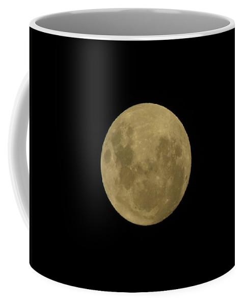 Full Moon Coffee Mug featuring the photograph Full Moon 12.27.12 by Zina Stromberg