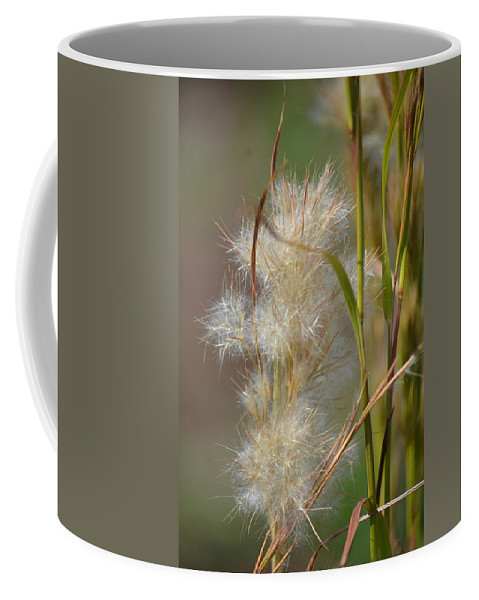 Fuzzy Flora Coffee Mug featuring the photograph Fuzzy Flora by Maria Urso