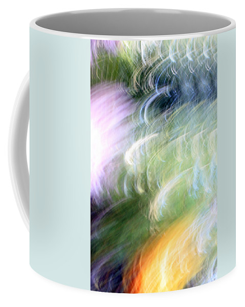 Colors Coffee Mug featuring the photograph Galaxy Colors by Munir Alawi