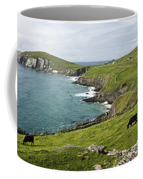 Galway Bay Coffee Mug featuring the photograph Atlantic Coast Of Ireland by Sharon M Connolly