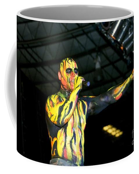 Performance Coffee Mug featuring the photograph Gargantua Soul by Concert Photos