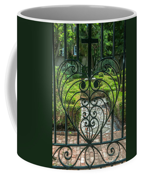 Gate Keeper Coffee Mug featuring the photograph Gate Keeper by Dale Powell