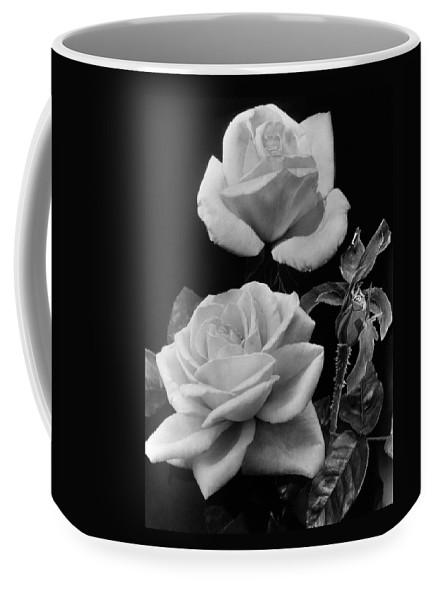'george Arends' Roses Coffee Mug