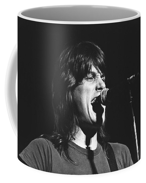 Singer Coffee Mug featuring the photograph Georgia Satellites by Concert Photos