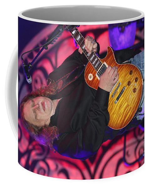Warren Haynes Coffee Mug featuring the photograph Gov't Mule by Concert Photos