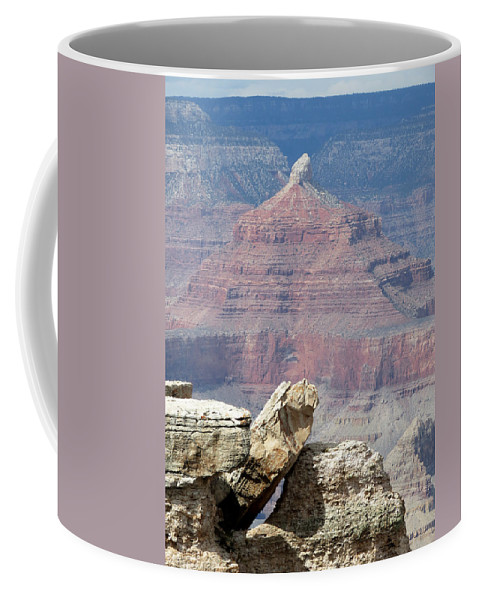 Grand Canyon Coffee Mug featuring the photograph Grand Canyon by Laurel Powell