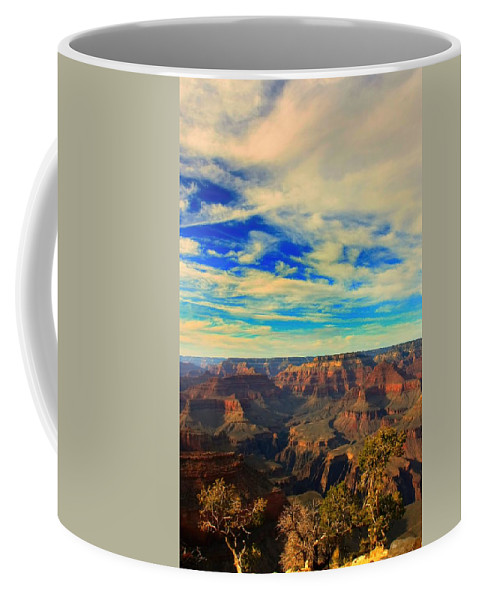 Grand Canyon Coffee Mug featuring the photograph Grand Canyon South Rim by Amanda Stadther