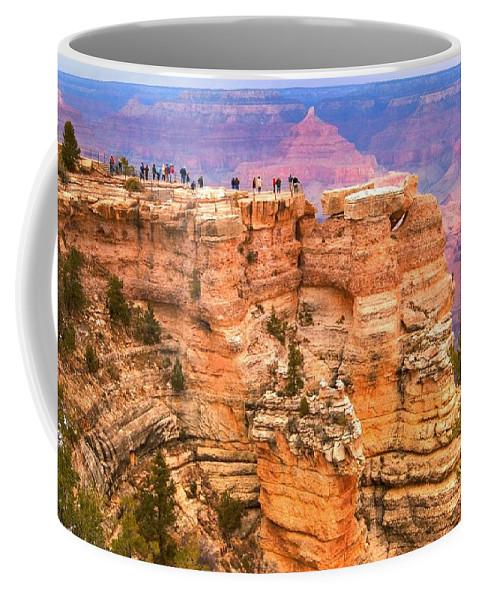 Grand Canyon Coffee Mug featuring the photograph Grand Canyon South Rim by Bob Pardue