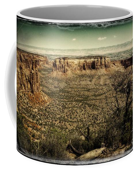 Jon Burch Coffee Mug featuring the photograph Grand View by Jon Burch Photography