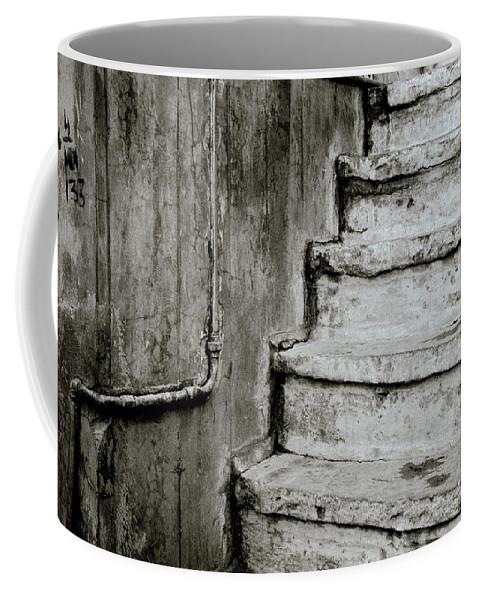 India Coffee Mug featuring the photograph Minimalist Graphic by Shaun Higson