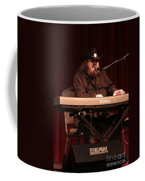 Singer Coffee Mug featuring the photograph Grayson Hugh by Concert Photos
