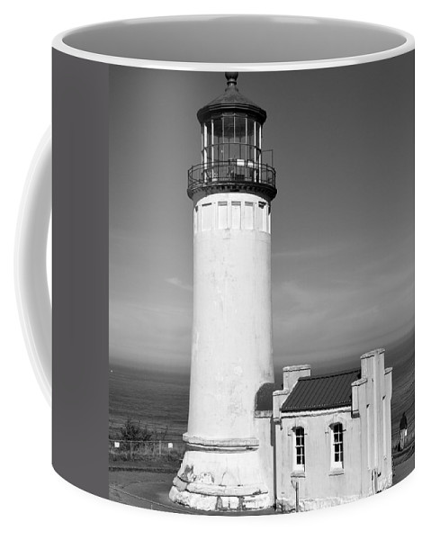 Black And White Photography Coffee Mug featuring the digital art Guardian by Kirt Tisdale