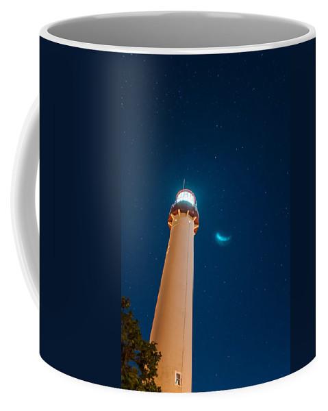 New Jersey Coffee Mug featuring the photograph Guardian by Kristopher Schoenleber