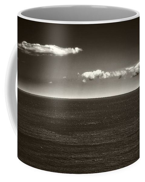 Clouds Coffee Mug featuring the photograph Gulf Of St Lawrence With Clouds by David Stone