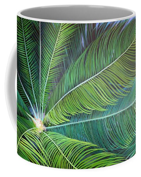 Sago Coffee Mug featuring the painting Half a World Away by Hunter Jay