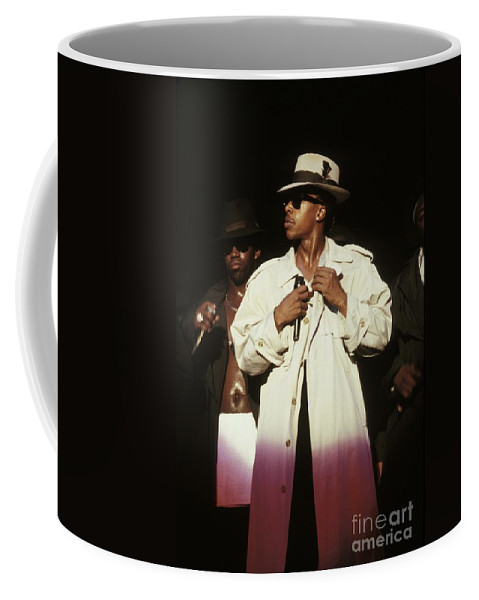 Performing Coffee Mug featuring the photograph Hammer by Concert Photos
