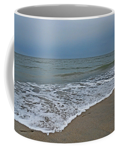 Coffee Mug featuring the photograph Happy Trails by Skip Willits