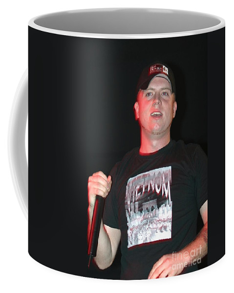 Concert Coffee Mug featuring the photograph Hatebreed by Concert Photos