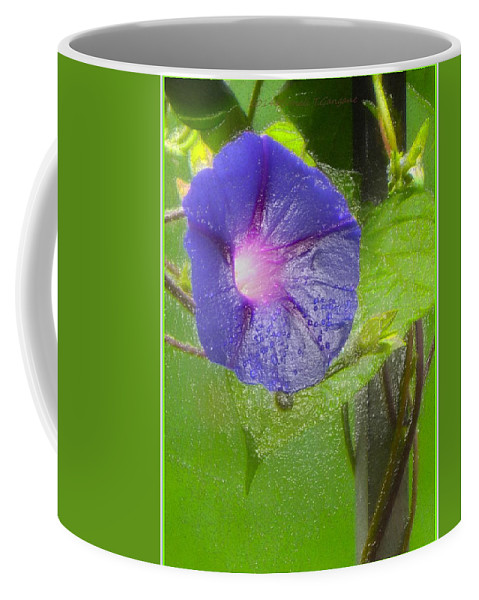 Posters Coffee Mug featuring the photograph Heavenly Blue by Sonali Gangane