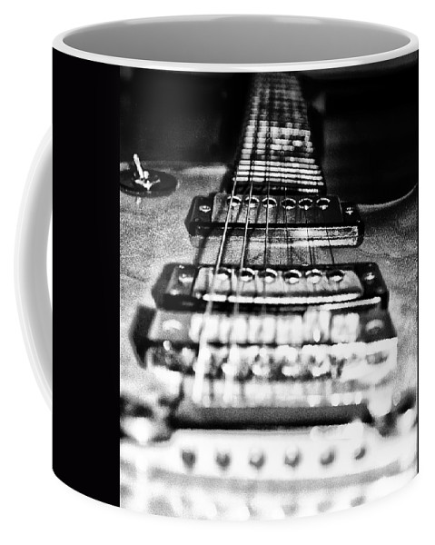 Heavy Metal Coffee Mug featuring the photograph Heavy Metal by Bill Cannon