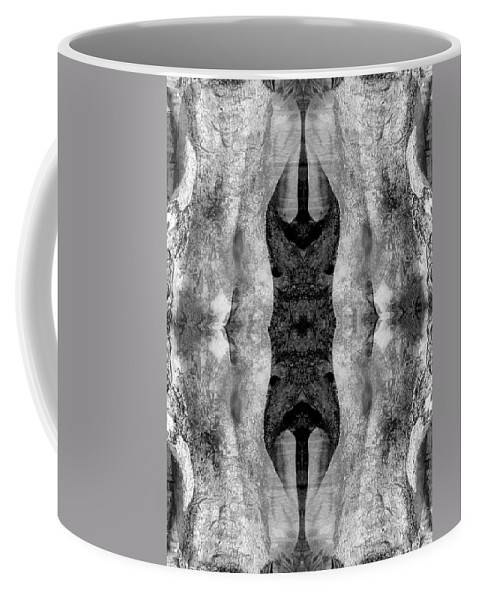 Black Coffee Mug featuring the photograph Her Strength by Deprise Brescia