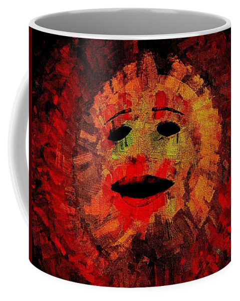 Sun Coffee Mug featuring the photograph Here Comes The Sun Three by Alice Gipson