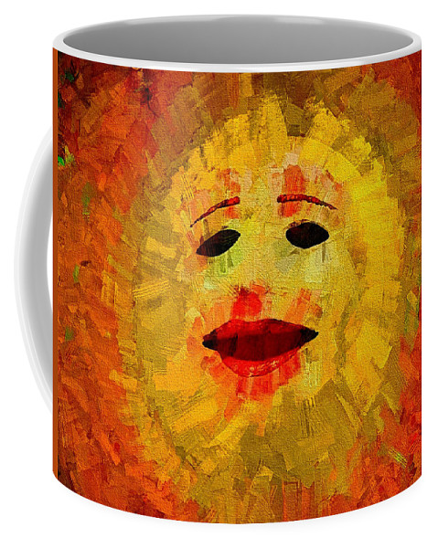 Sun Coffee Mug featuring the photograph Here Comes The Sun Two by Alice Gipson
