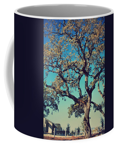 Pleasanton Coffee Mug featuring the photograph High Spirits by Laurie Search