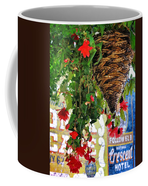 Historic Coffee Mug featuring the photograph Historic by Skip Hunt