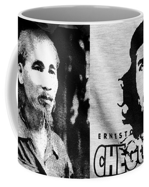 Ho Chi Minh And Che Guevara Coffee Mug For Sale By Rick Piper Photography