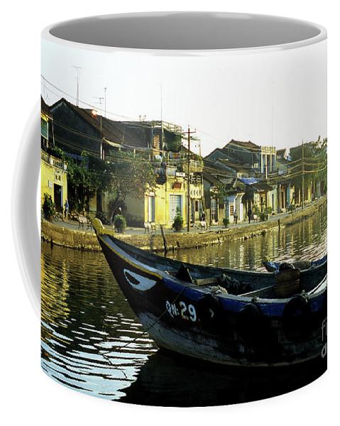 Vietnam Coffee Mug featuring the photograph Hoi An Dawn 02 by Rick Piper Photography