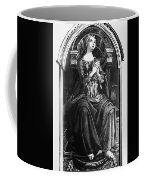 15th Century Coffee Mug featuring the painting Hope, 15th Century by Granger