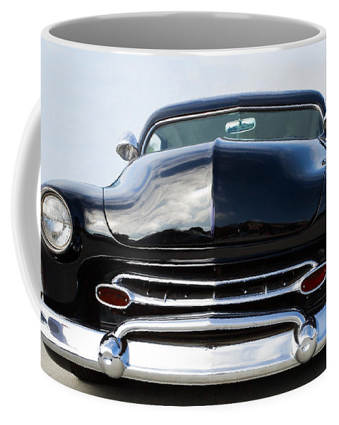 Hot Rod Coffee Mug featuring the photograph Hot Rod by Sally Linden