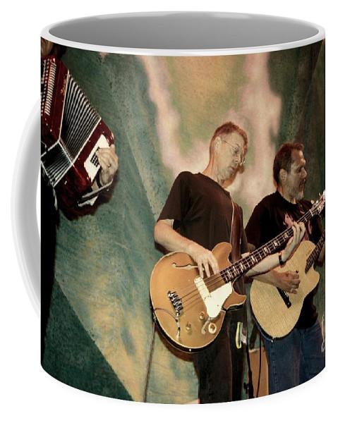 Accordian Coffee Mug featuring the photograph Hot Tuna by Concert Photos