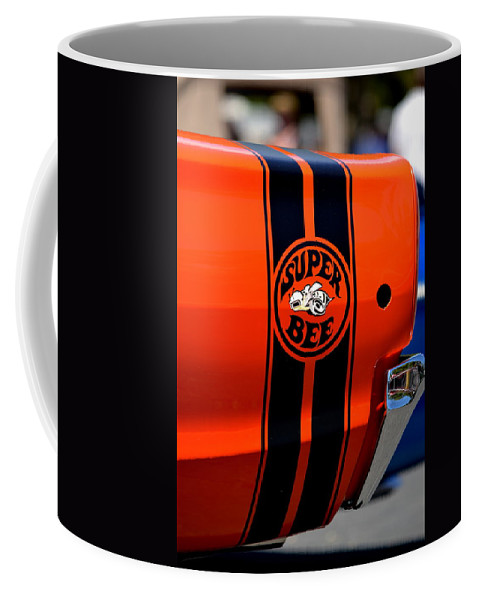 Super Bee Coffee Mug featuring the photograph Hr-27 by Dean Ferreira
