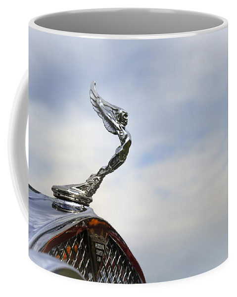 Hudson Coffee Mug featuring the photograph Hudson by Jack R Perry
