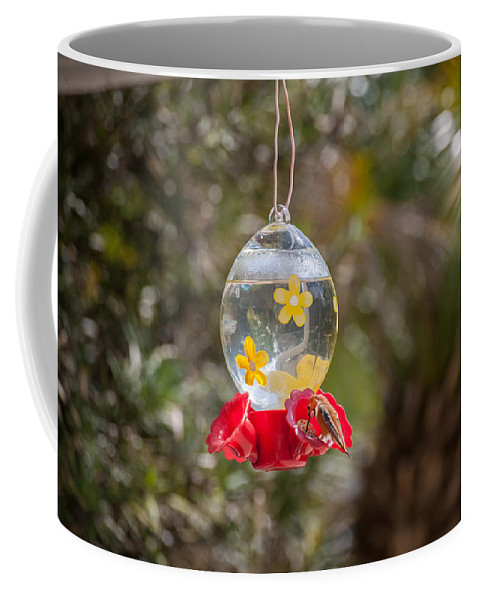 Coffee Mug featuring the photograph Hummer March 2015 by Rich Franco