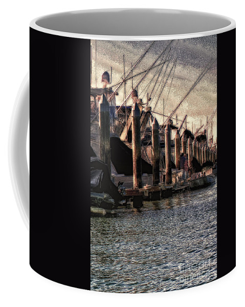 Ocan Coffee Mug featuring the photograph Huntington Beach Harbor by Stefan H Unger