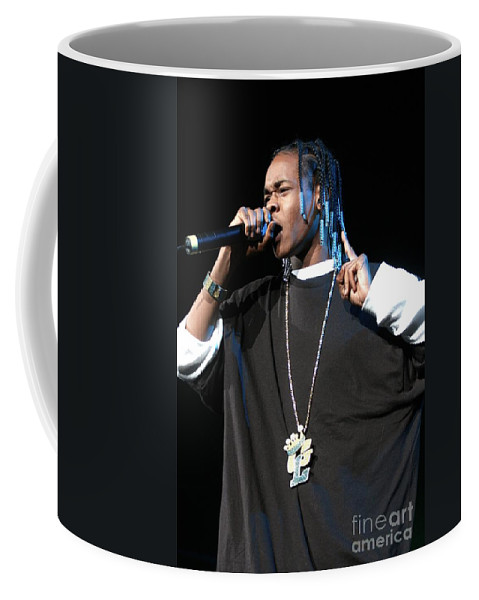 Hair Coffee Mug featuring the photograph Hurricane Chris by Concert Photos