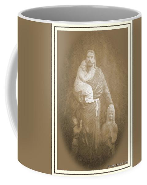 God Coffee Mug featuring the photograph I Am Yours by Leticia Latocki