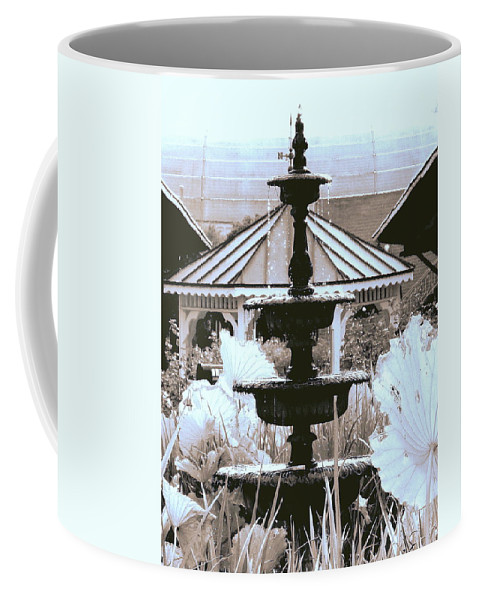 Winter Coffee Mug featuring the photograph Ice Cold by Faith Williams