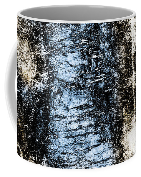 Nature Coffee Mug featuring the photograph Ice Number Two by Bob Orsillo