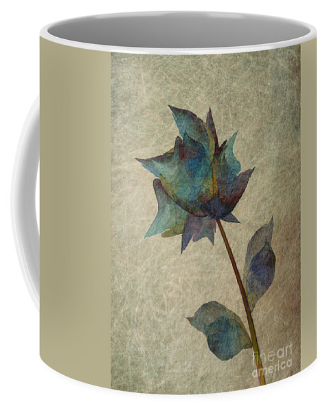 Flower Coffee Mug featuring the digital art If I Would Be A Flower by Klara Acel