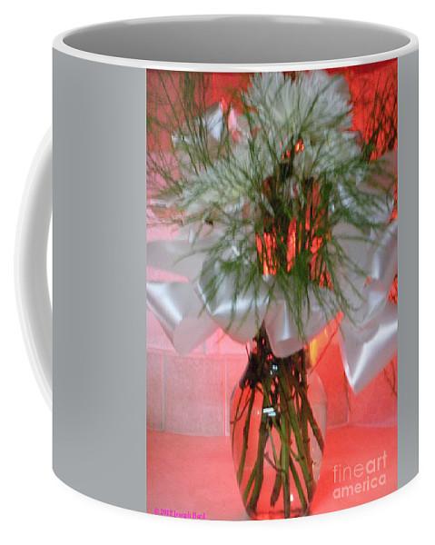 Flowers Coffee Mug featuring the photograph Illuminated Love by Joseph Baril