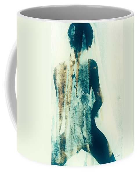 Abstract Coffee Mug featuring the photograph Illusions by Bob Orsillo