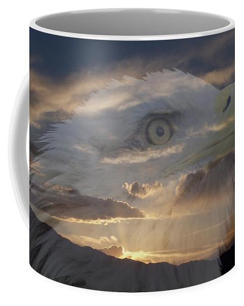 Animals Coffee Mug featuring the photograph Imagine by Ernie Echols