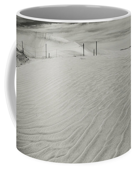 Palm Desert Coffee Mug featuring the photograph Inevitable by Laurie Search