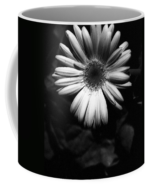 Flower Coffee Mug featuring the photograph Infrared - Flower 05 by Pamela Critchlow